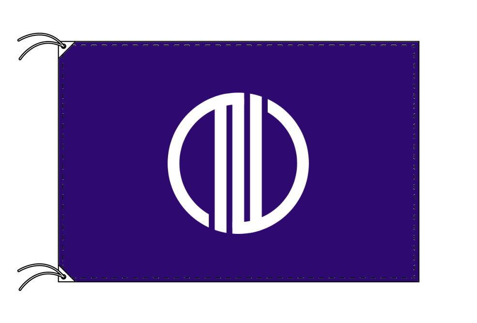 仙台市の市旗(宮城県・県庁所在地)(サイズ:90×135cm)テトロン製・日本製