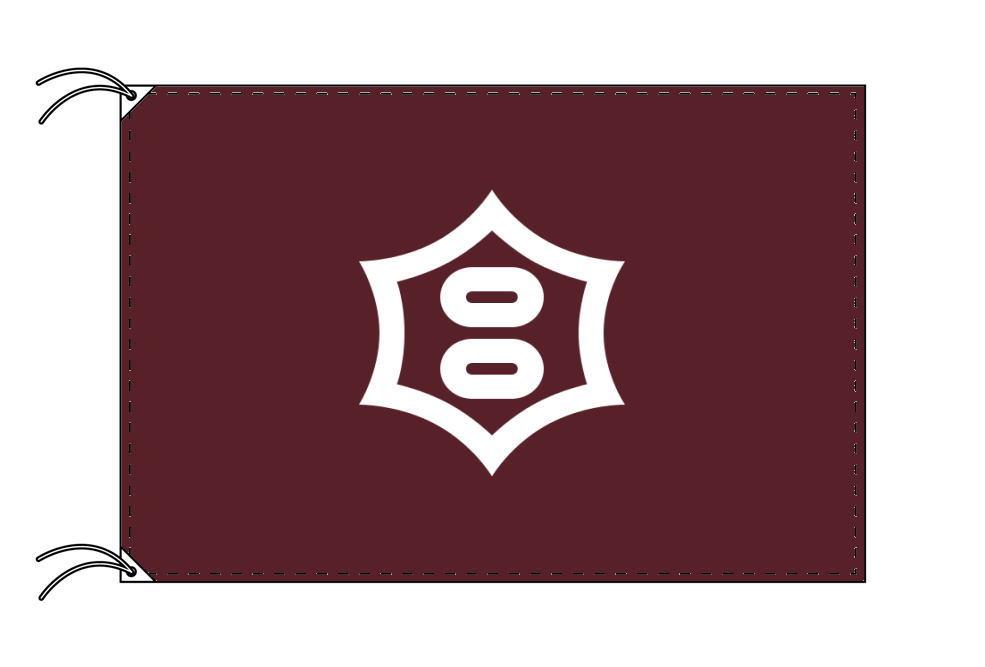 宇都宮市の市旗(栃木県・県庁所在地)(サイズ:100×150cm)テトロン製・日本製