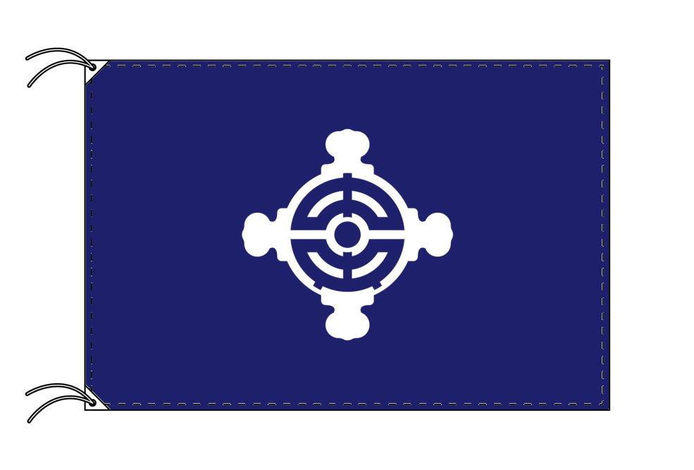 中央区 区旗(120×180cm・東京都23区・テトロン製・日本製)