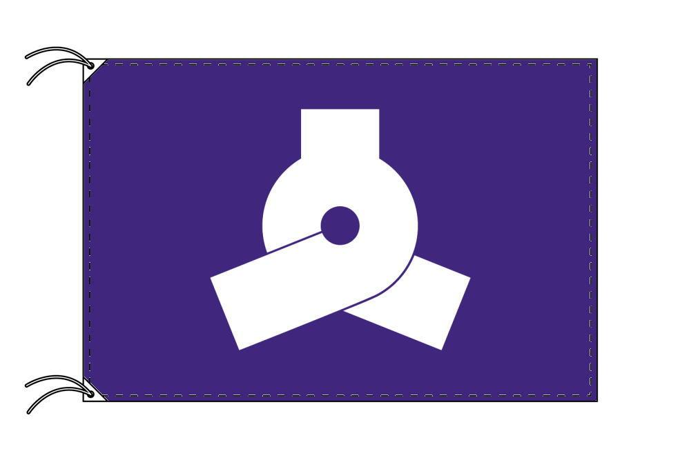 文京区 区旗(120×180cm・東京都23区・テトロン製・日本製)