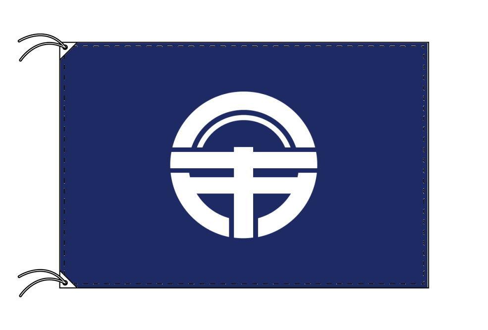 徳島市の市旗(徳島県・県庁所在地)(サイズ:100×150cm)テトロン製・日本製