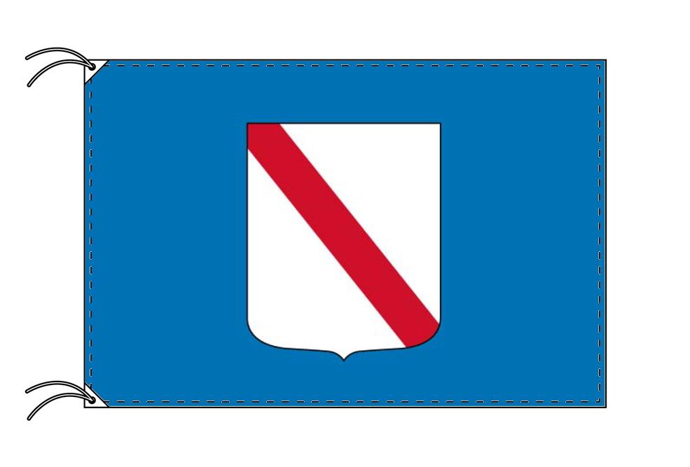 イタリア・州旗 カンパニア州(120×180cm・高級テトロン製・日本製)