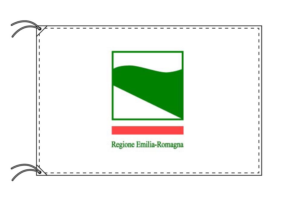 イタリア・州旗 エミリア=ロマーニャ州(100×105cm・高級テトロン製・日本製)