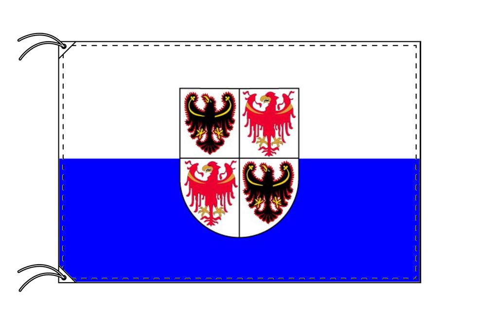 イタリア・州旗 トレンティーノ=アルト・アディジェ州(120×180cm・高級テトロン製・日本製)