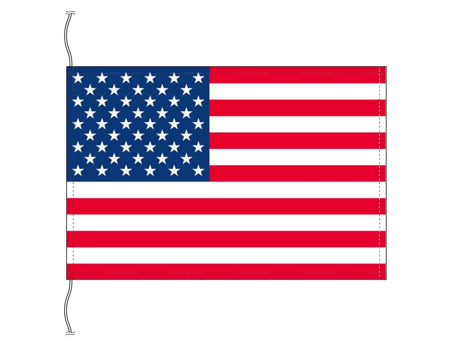 国際会議や海外のお客様へのおもてなしに アメリカ ランキングTOP5 USA 国内即発送 国旗 卓上旗 テトロントロマット製 世界の国旗シリーズ 日本製 旗サイズ16×24cm