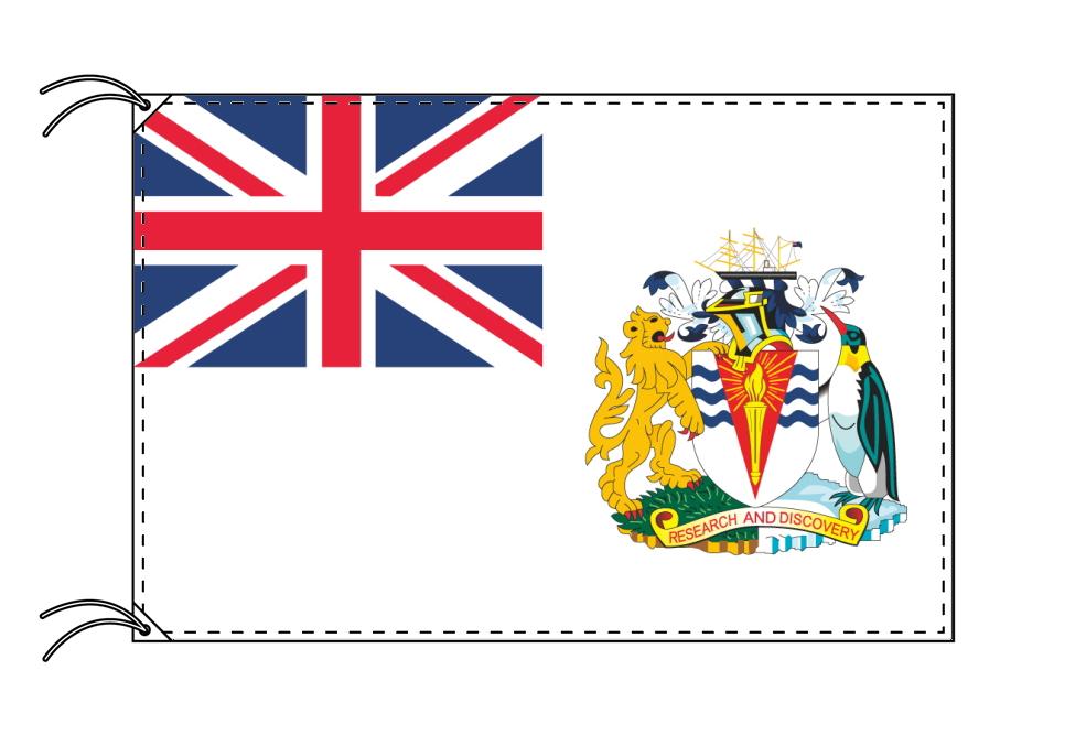 イギリス海外領の旗 イギリス領南極地域の旗(140×210cm)【受注生産】