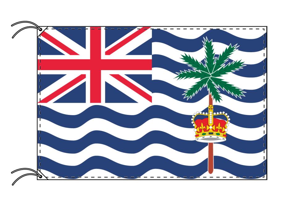 イギリス海外領の旗 イギリス領インド洋地域の旗(140×210cm)【受注生産】