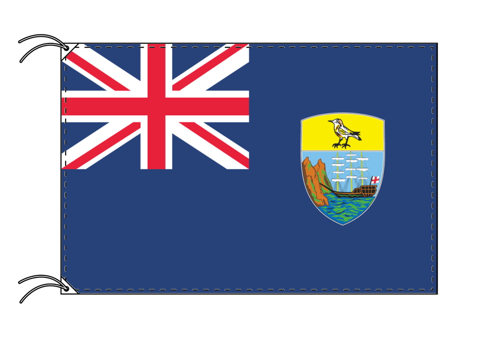 イギリス海外領の旗 セントヘレナの旗(140×210cm)【受注生産】