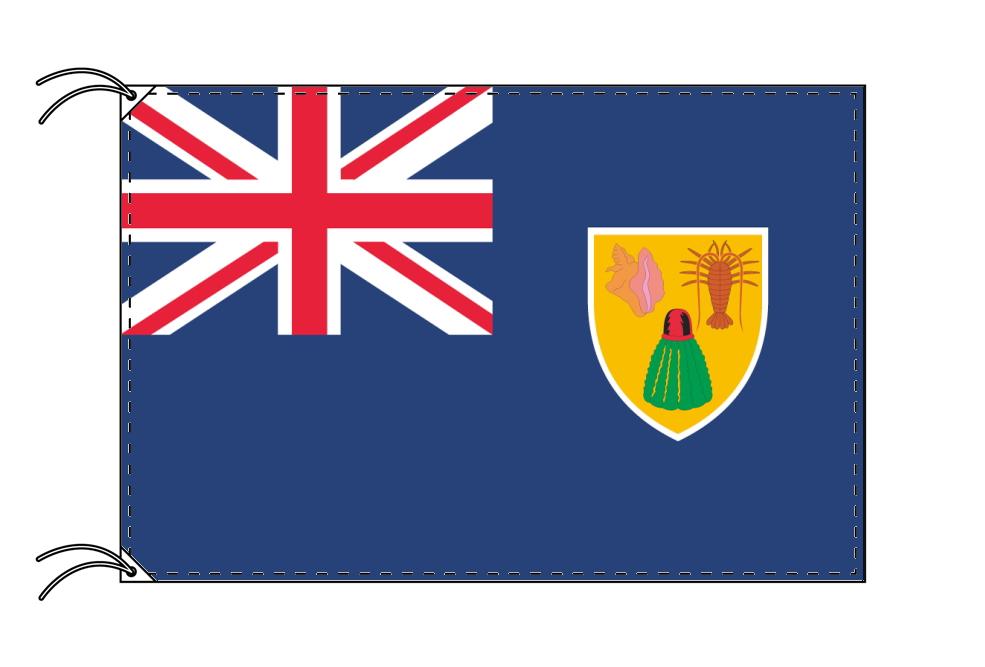 イギリス海外領の旗 タークス・カイコス諸島の旗(140×210cm)【受注生産】