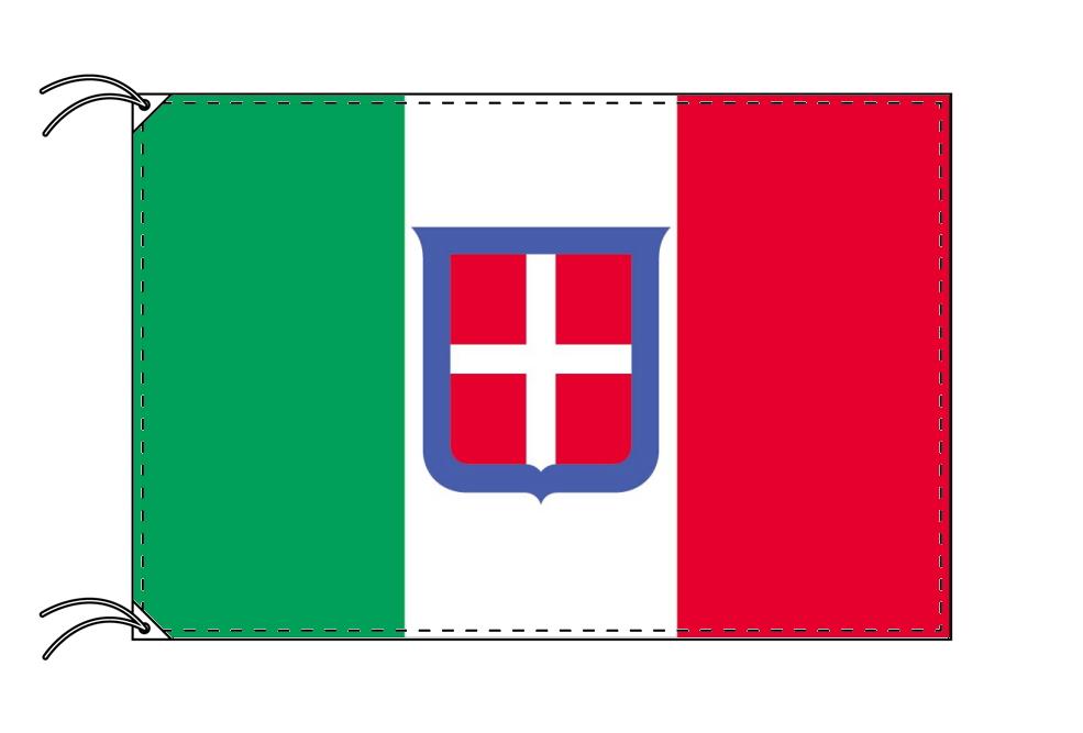 旧イタリア王国旗 (1861~1946)[100×150cm・高級テトロン製]受注生産