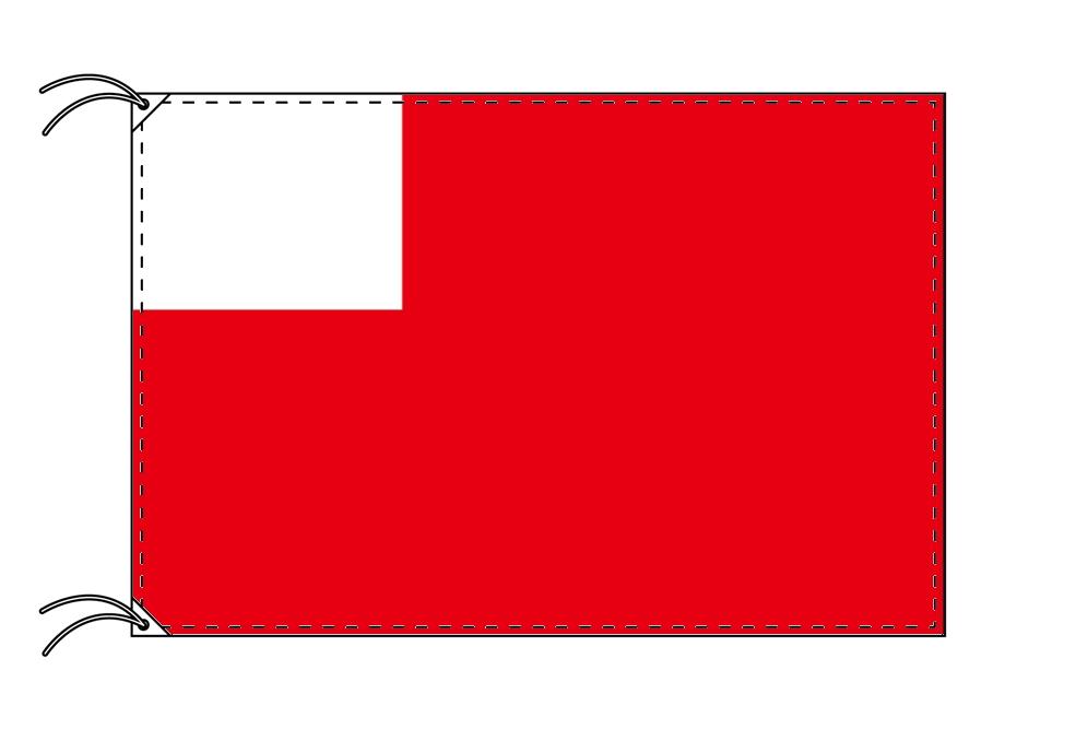 アブダビ 国旗 アラブ首長国連邦(UAE)の首長国[100×150cm・高級テトロン製]受注生産