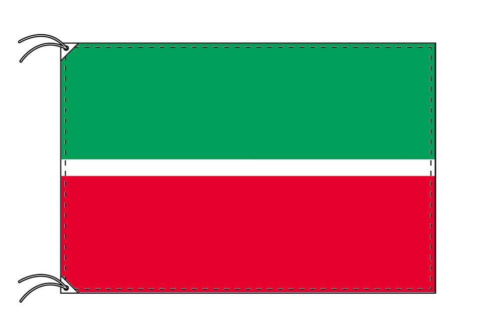 タタールスタン共和国 国旗 ロシア連邦[100×150cm・高級テトロン製]受注生産