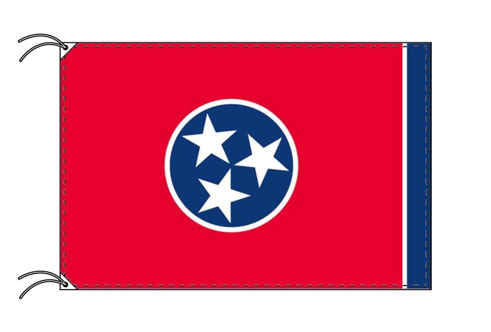 テネシー州旗[アメリカ合衆国の州旗・120×180cm・高級テトロン製]