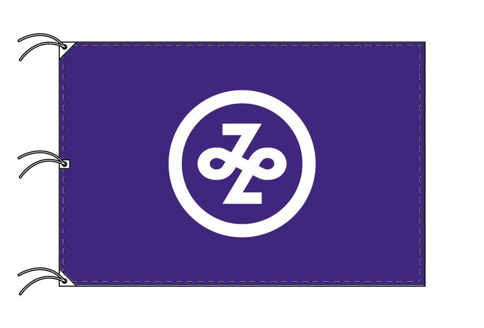 港区 区旗(140×210cm・東京都23区・テトロン製・日本製)