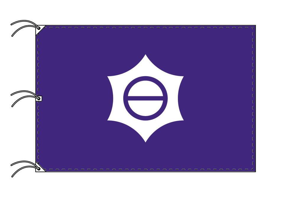 目黒区 区旗(140×210cm・東京都23区・テトロン製・日本製)