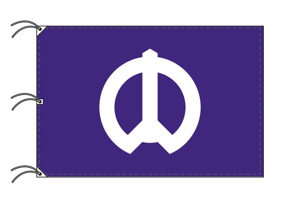 中野区 区旗(140×210cm・東京都23区・テトロン製・日本製)