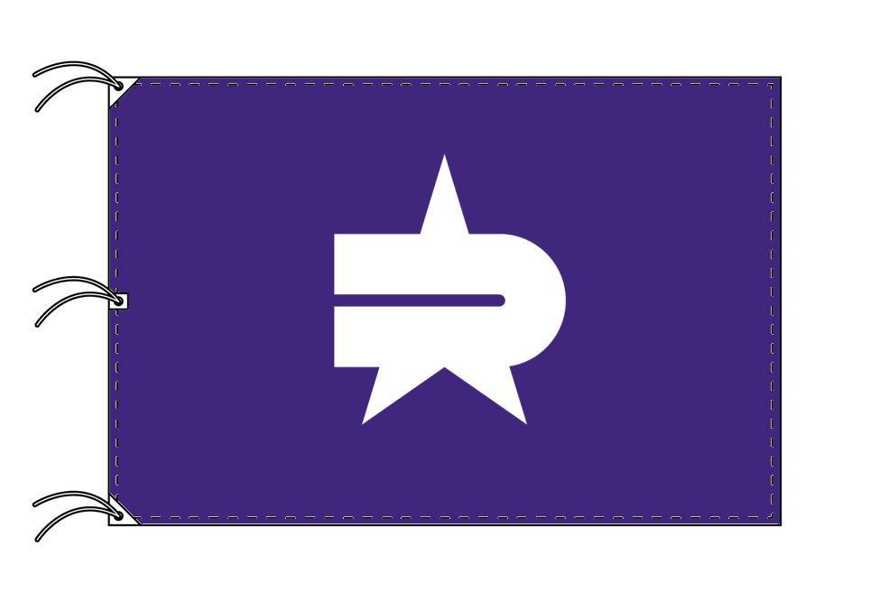 練馬区 区旗(140×210cm・東京都23区・テトロン製・日本製)