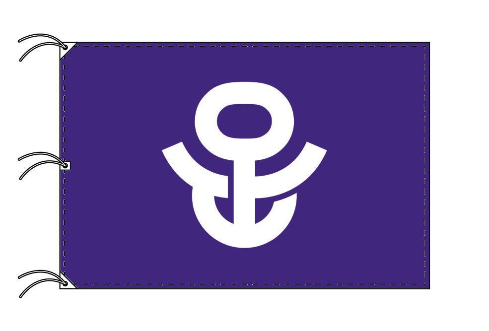 足立区 区旗(140×210cm・東京都23区・テトロン製・日本製)