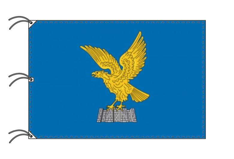 イタリア・州旗 フリウリ=ヴェネチア・ジュリア州(140×210cm・高級テトロン製・日本製)