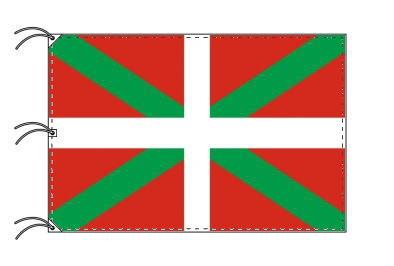 スペイン・自治州旗 バスク州(140×210cm・高級テトロン・日本製)