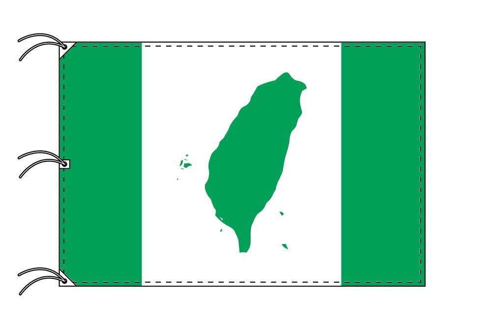 台湾旗[WTC]国旗[200×300cm・高級テトロン製]NO.6号