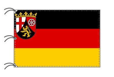 ドイツ・州旗 ラインラント=プファルツ州(140×210cm・高級テトロン・日本製)