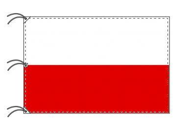 ドイツ・州旗 テューリンゲン自由州(140×210cm・高級テトロン・日本製)