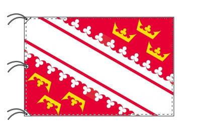 アルザス地域圏 フランス地域圏の旗・州旗(140×210cm)