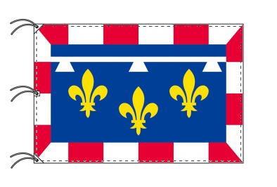 サントル=ヴァル・ド・ロワール地域圏 フランス地域圏の旗・州旗(140×210cm)