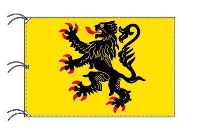 ノール=パ・ド・カレー地域圏 フランス地域圏の旗・州旗(140×210cm)