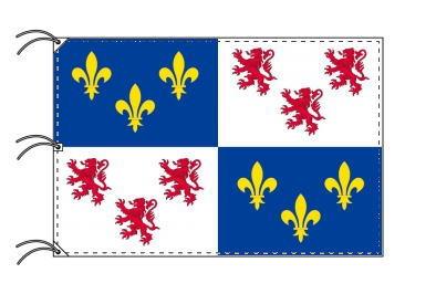 ピカルディ地域圏 フランス地域圏の旗・州旗(140×210cm)