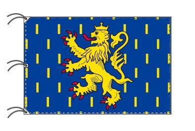フランシュ=コンテ地域圏 フランス地域圏の旗・州旗(140×210cm)