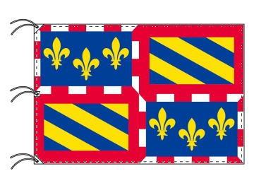 ブルゴーニュ地域圏 フランス地域圏の旗・州旗(140×210cm)