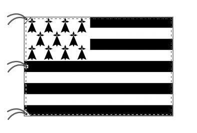 ブルターニュ地域圏 フランス地域圏の旗・州旗(140×210cm)