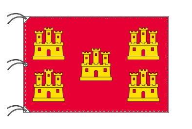 ポワトゥー=シャラント地域圏 フランス地域圏の旗・州旗(140×210cm)
