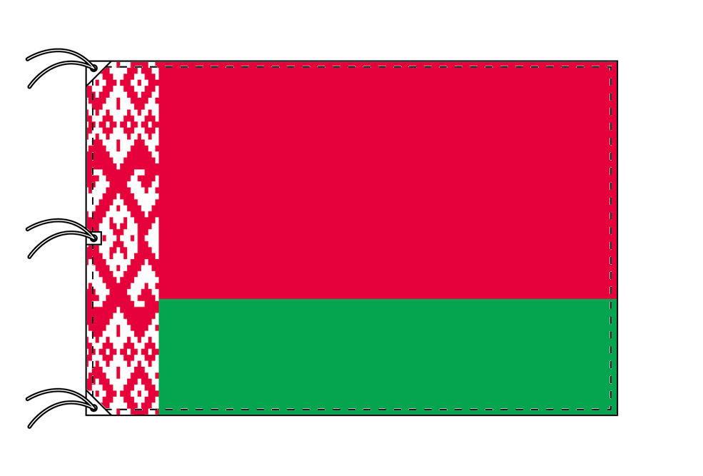 世界の国旗 ベラルーシ国旗[180×270cm・高級テトロン製]NO.5号