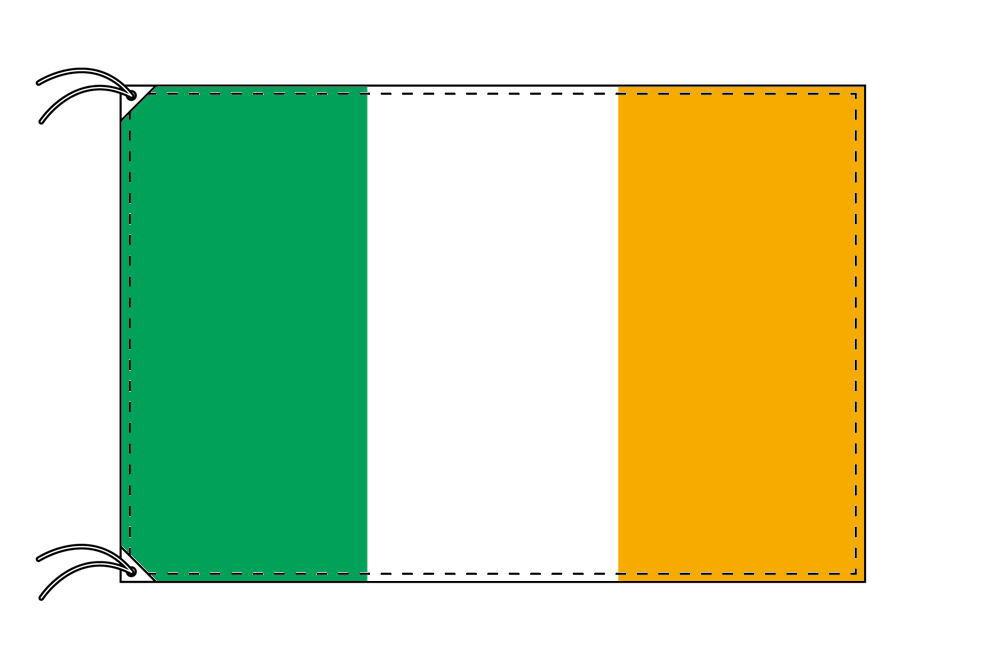 世界の国旗 アイルランド国旗[100×150cm・高級テトロン製]