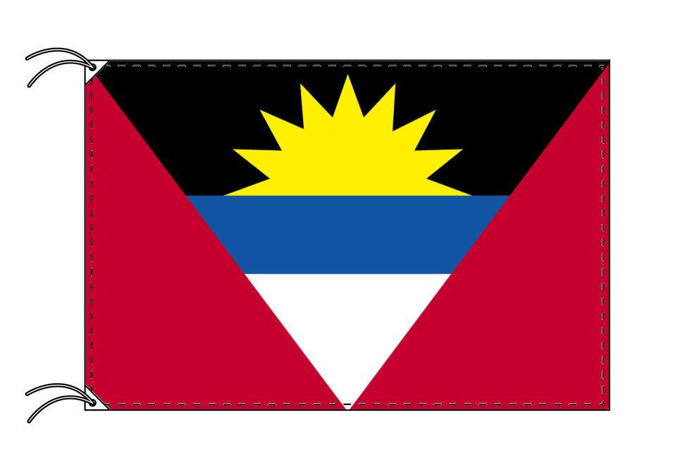 世界の国旗 アンチグア・バーブーダ国旗[120×180cm・高級テトロン製]【smtb-u】, きもの阿波和:6d06d58d --- sunward.msk.ru