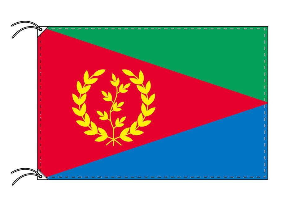 世界の国旗 世界の国旗 エリトリア国旗[120×180cm・高級テトロン製]【smtb-u】, 日吉村:6f7f960b --- sunward.msk.ru