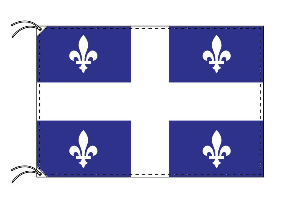 ケベック州 カナダ 州の旗 州旗 70×105cm