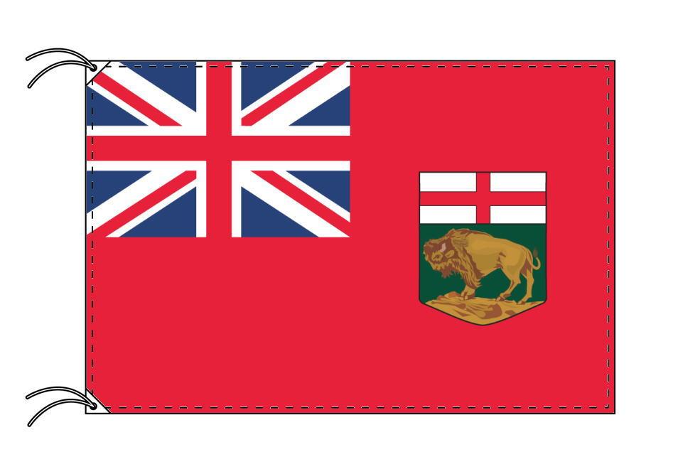 マニトバ州 カナダ州の旗 州旗 100×150cm