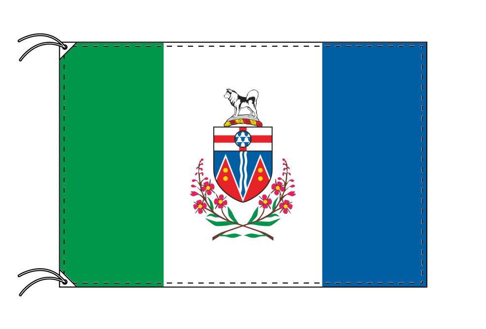 ユーコン準州 カナダ州の旗 州旗 90×135cm