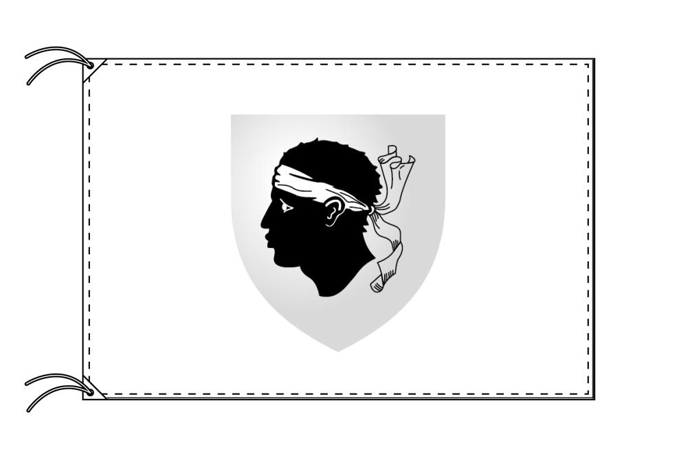コルス地域圏 フランス地域圏の旗・州旗(100×150cm)