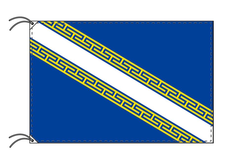 シャンパーニュ=アルデンヌ地域圏 フランス地域圏の旗・州旗(120×180cm)