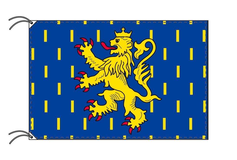 フランシュ=コンテ地域圏 フランス地域圏の旗・州旗(70×105cm)