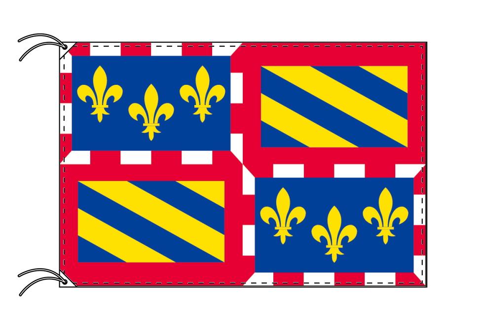 ブルゴーニュ地域圏 フランス地域圏の旗・州旗(100×150cm)