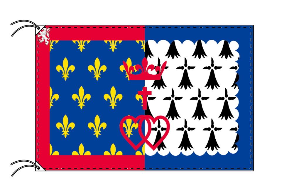 ペイ・ド・ラ・ロワール地域圏 フランス地域圏の旗・州旗(100×150cm)