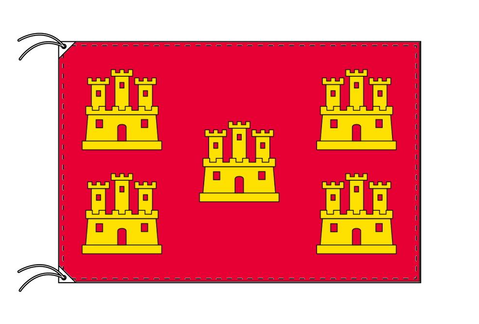 ポワトゥー=シャラント地域圏 フランス地域圏の旗・州旗(100×150cm)