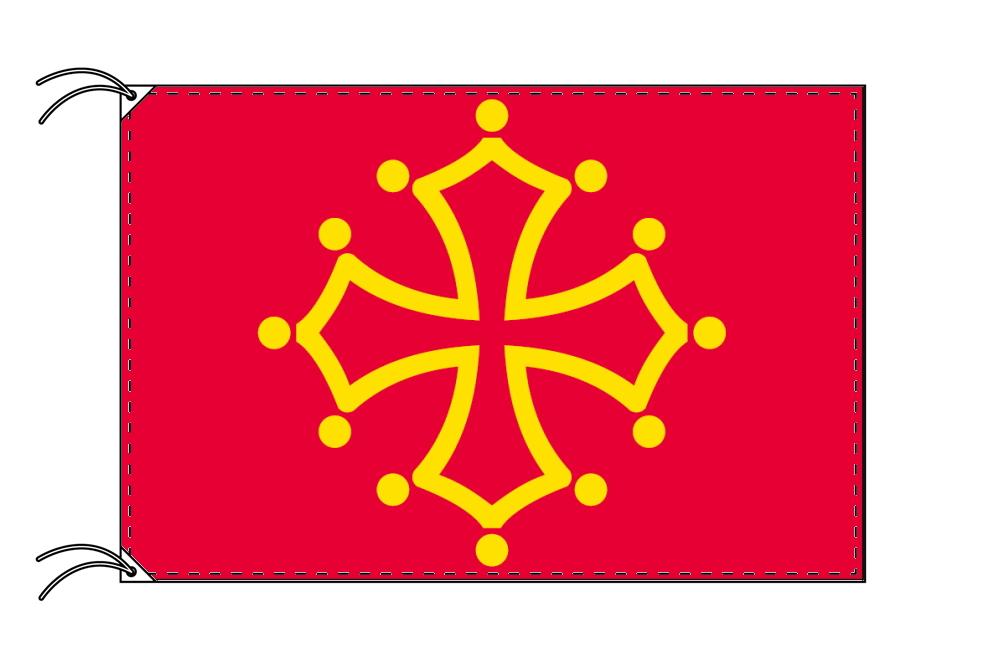 ミディ=ピレネー地域圏 フランス地域圏の旗・州旗(100×150cm)