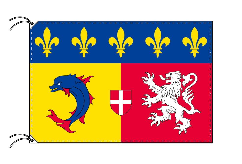 ローヌ=アルプ地域圏 フランス地域圏の旗・州旗(100×150cm)